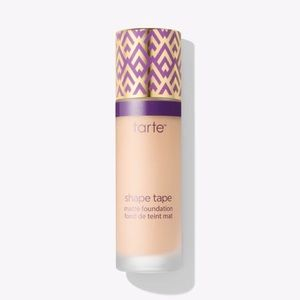 NIB TARTE Shape Tape Matte Foundation